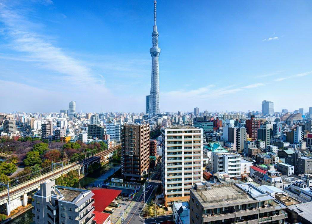 도쿄 스카이트리