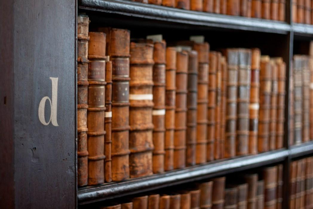 뉴욕 공립 도서관에 방문해보자