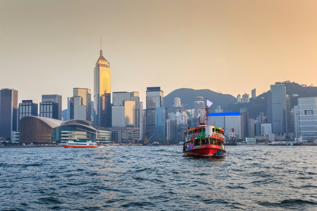 마카오에서 홍콩공항까지 페리를 이용해보자