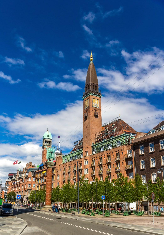 덴마크, 코펜하겐