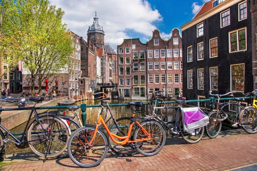 네덜란드, 암스테르담